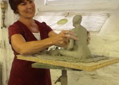 sculpture class 2
