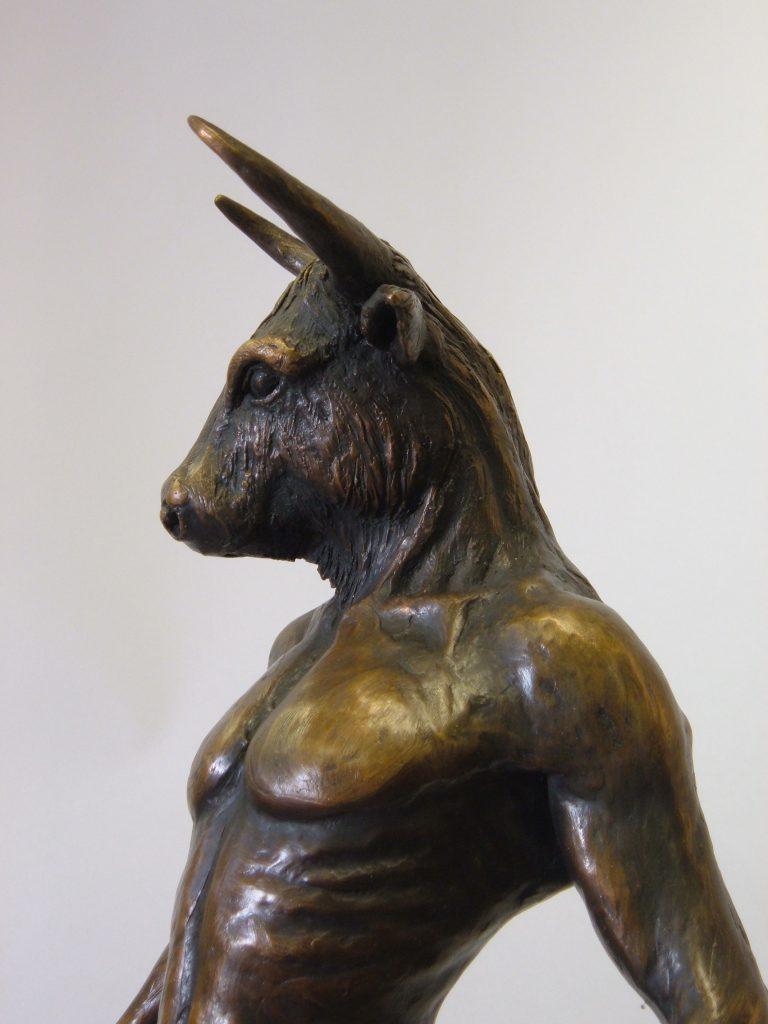 Greek Minotaur